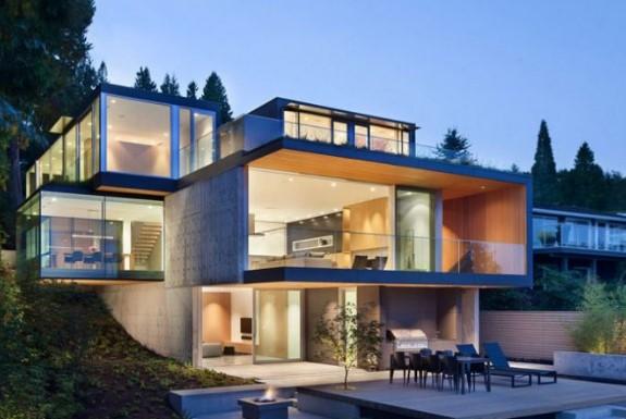 Những chất liệu thường được sử dụng trong kiến trúc