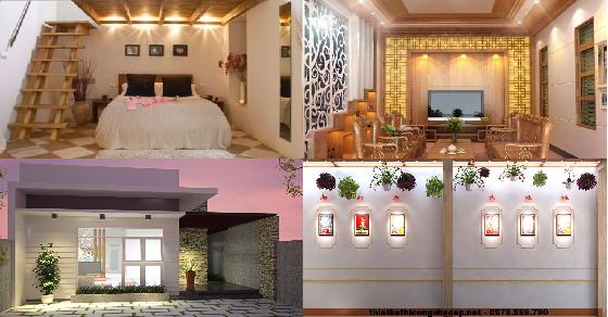 BẬT MÍ cách trang trí nội thất đơn giản thay đổi không gian của bạn 2