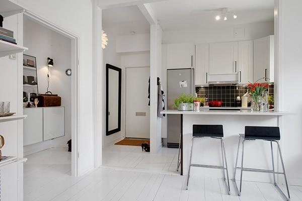 Căn hộ chung cư nhỏ được nhiều gia đình lựa chọn