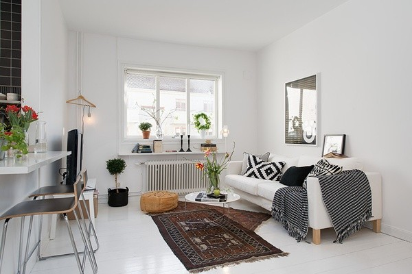 Không gian sống tuyệt vời với nội thất phòng khách hài hòa