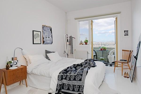 Những ý tưởng tuyệt vời thiết kế không gian cho căn hộ nhỏ