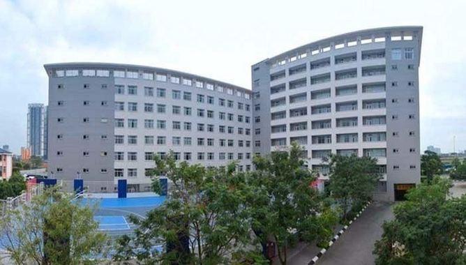 Kiến trúc Trường Đại học Thăng Long