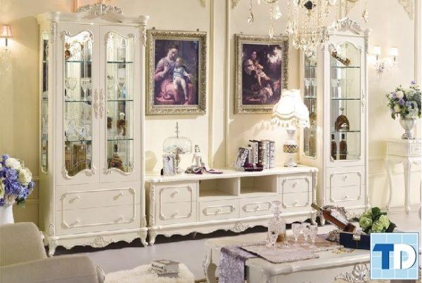 Thiết kế tủ rượu phù hợp với không gian nội thất