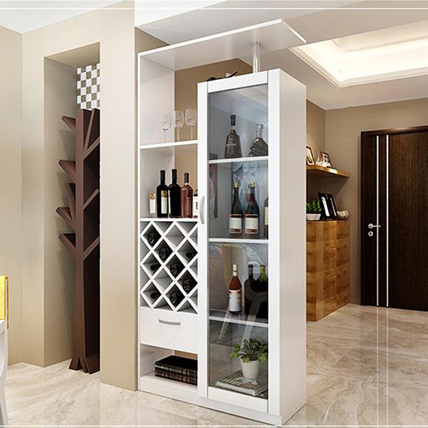 Một số lưu ý cần biết khi chọn lựa tủ rượu gỗ phòng khách