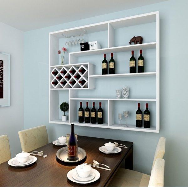 Tủ rượu treo tường được ưa chuộng nhất hiện nay