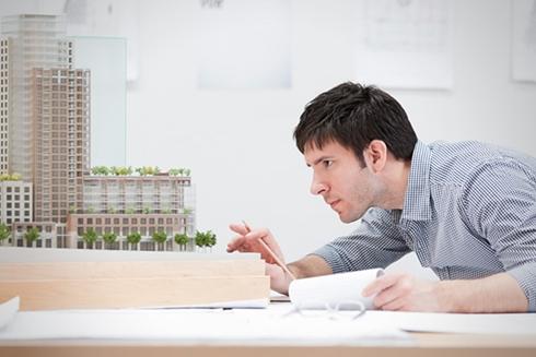Nhiều cơ hội việc làm cho sinh viên kiến trúc