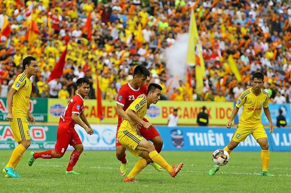 Ghi danh thành tích đạt được của đội bóng Dược Nam Hà Nam Định