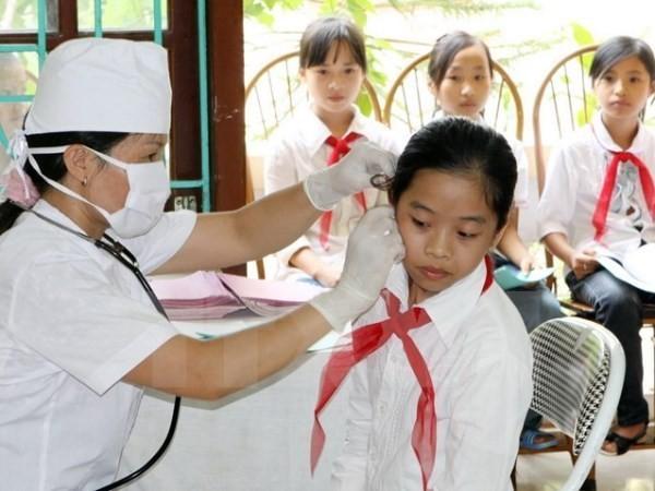 Y tế học đường là gì?