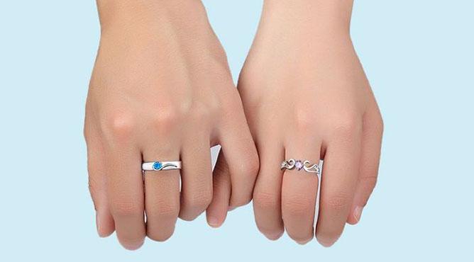 Người mệnh Thủy đeo nhẫn ngón nào?
