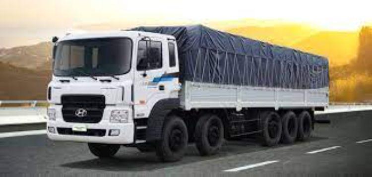 Mức thu phí bảo trì đường bộ xe tải
